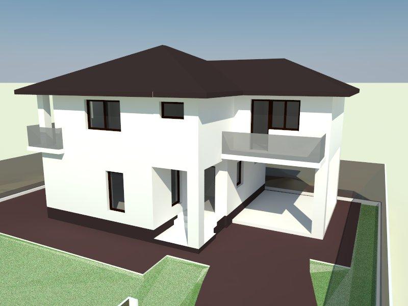 Arhitectura P+1E