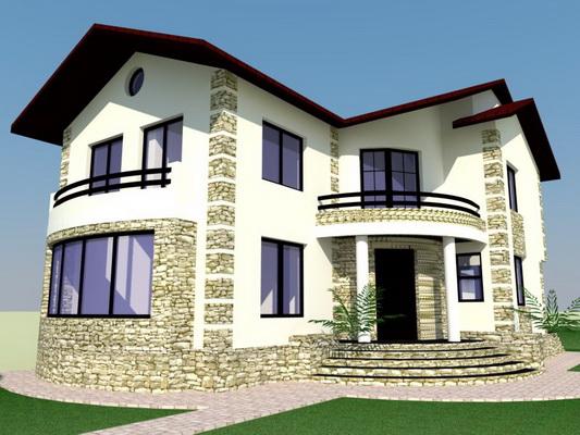 Arhitectura P+1E – 200 mp