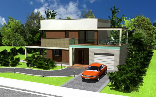 Arhitectura P+1E – 130 mp