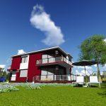Casa P+1E – 250 mp
