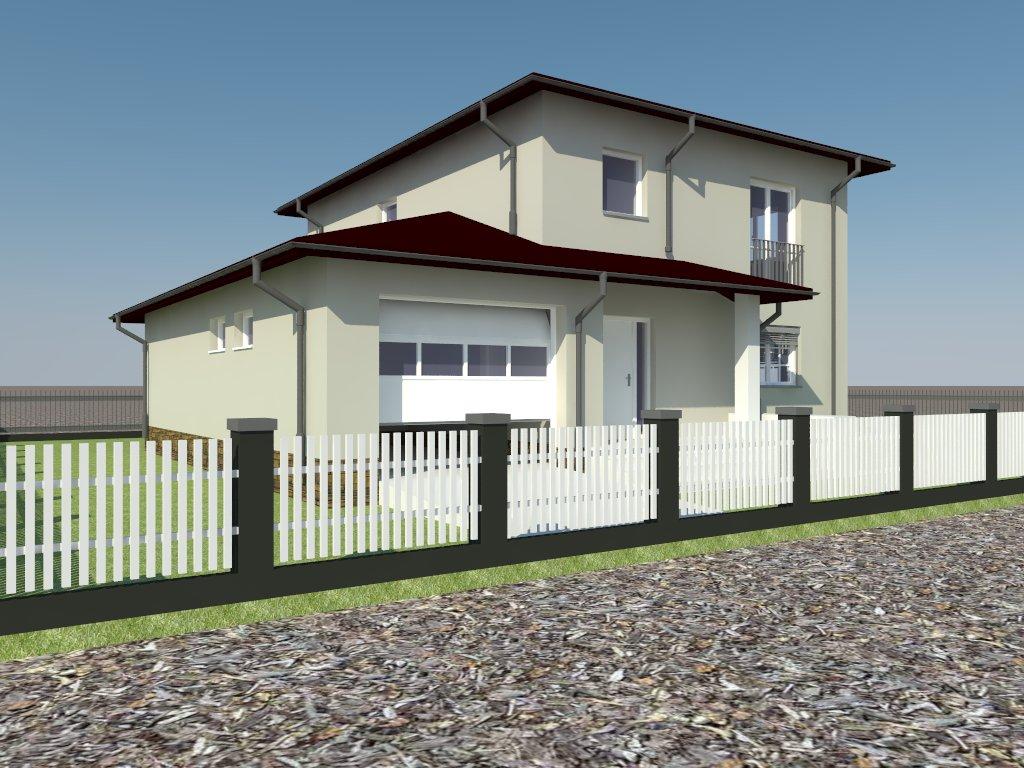 Propunere arhitectura P+1E