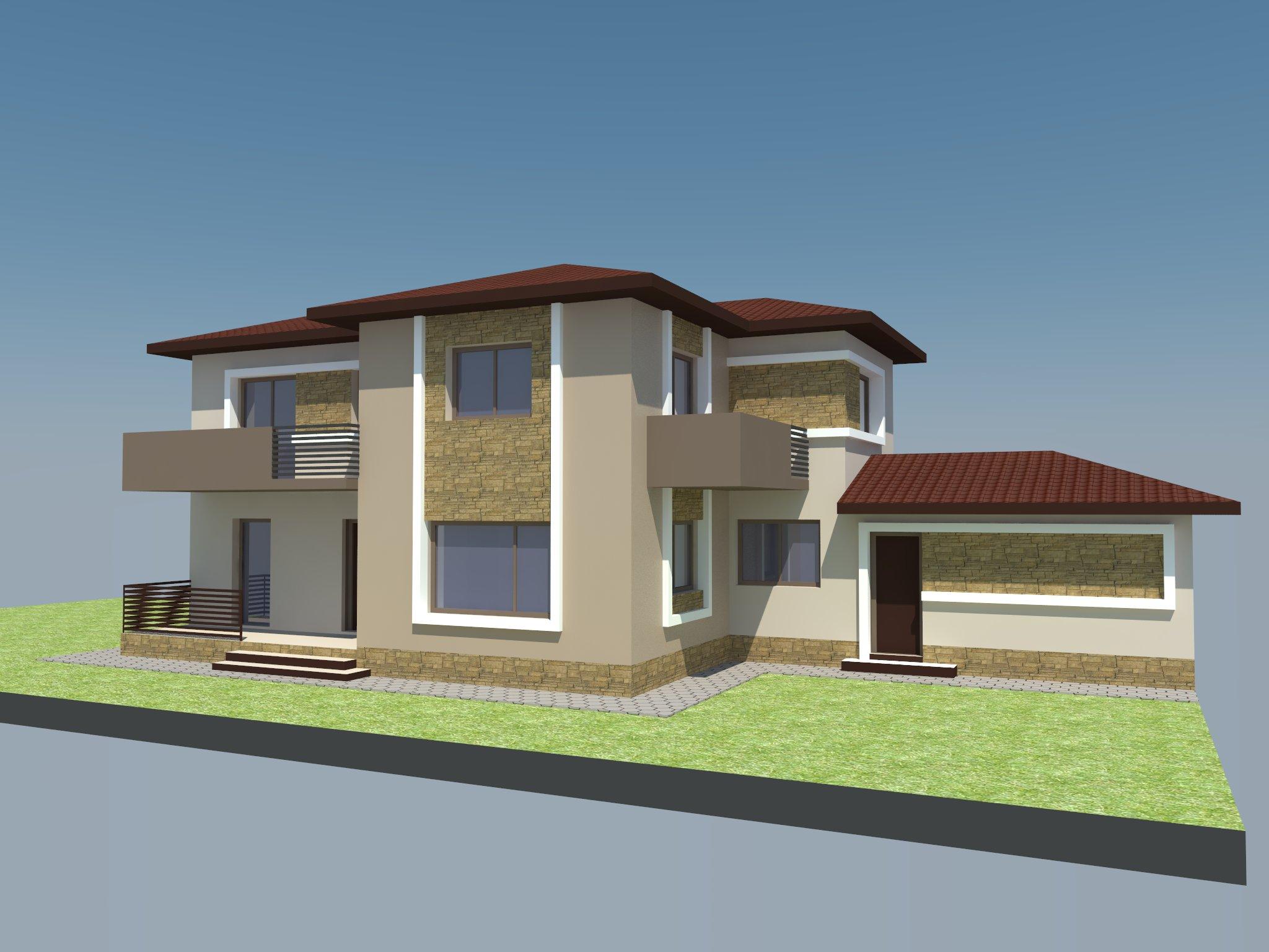 Arhitectura Sp+P+1E